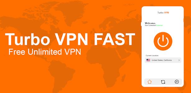 Turbo VPN Fast Pro - Free Unlimited VPN 0.1.0101