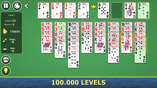 FreeCell Solitaire Mobile 2.0.7 screenshots 21