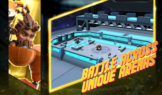 Battleverse Champions MOD APK 1.18 (No CD Cooldown) 3