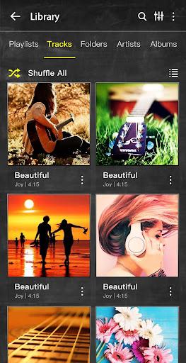 Music Player - Audio Player with Best Sound Effect apktram screenshots 3
