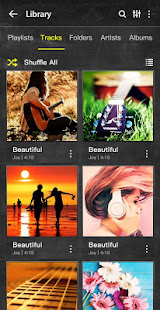 Music Player - Audio Player with Best Sound Effect screenshots 3