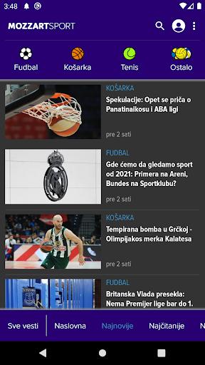 Mozzart Sport 3.32 Screenshots 8