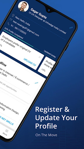 Naukrigulf- Career & Job Search App in Dubai, Gulf 4.0 Screenshots 7
