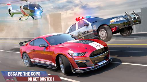 Code Triche Course de voitures hors ligne : jeux gratuit 2020 APK MOD  (Astuce) screenshots 1