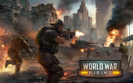 World War Rising  screenshots 15