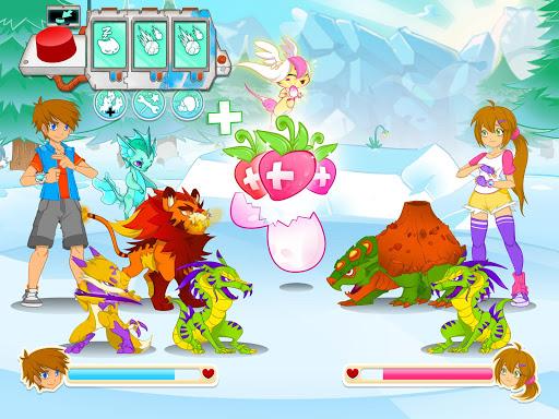 Animalon: Epic Monsters Battle screenshots 3
