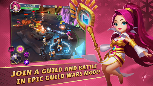 Oath of Glory - Action MMORPG apkdebit screenshots 5