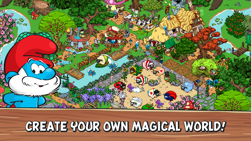 Smurfs' Village 2.09.0 screenshots 1