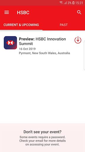 HSBC Innovation Summit  Screenshots 2