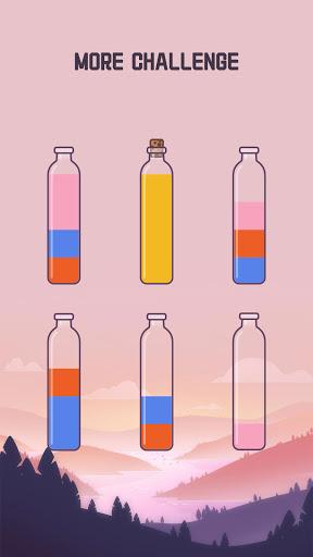 SortPuz 3D: Water Sort Puzzle Game screenshots 3