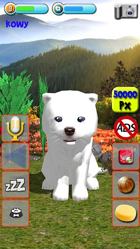 Talking Puppies - virtual pet dog to take care  screenshots 14