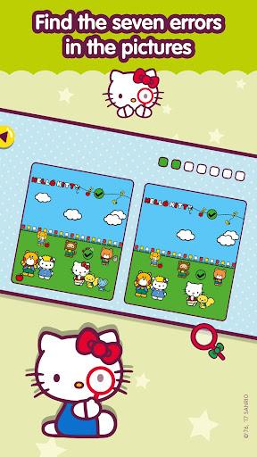 Hello Kitty u2013 Activity book for kids  screenshots 5