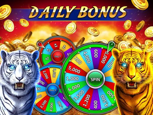 Golden Tiger Slots - Online Casino Game  screenshots 16