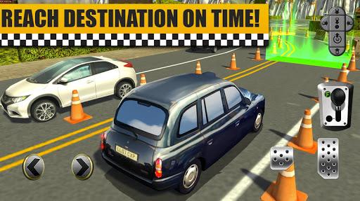 Bus & Taxi Driving Simulator  screenshots 9