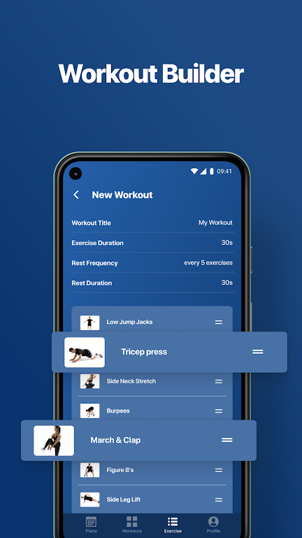 Fitify: Workout Routines & Training Plans  poster 5