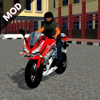 Mod Bussid Motor Drag Racing 2020