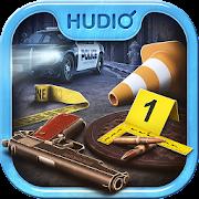 Crime Scene Hidden Objects Detective Investigation