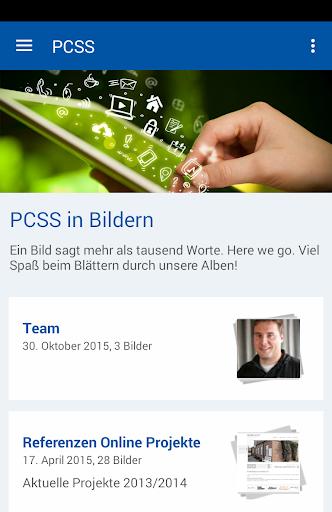 pcss screenshot 1