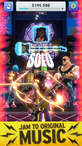 Concert Kings Idle Music Tycoon 1.4.0 screenshots 2