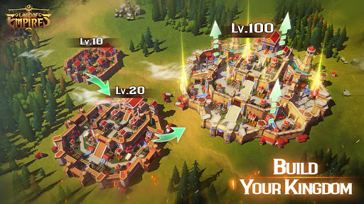 Land of Empires : Epic Strategy Game screenshots 2