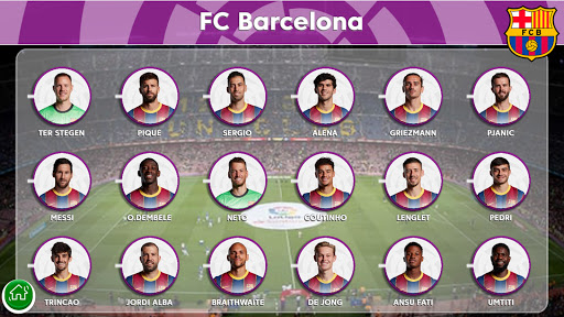 La Liga Educational games. Games for kids 6.5 screenshots 6