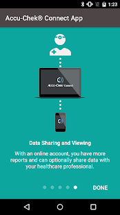 ACCU-CHEK® Connect App - US
