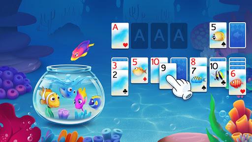 Solitaire 3D Fish apktram screenshots 11