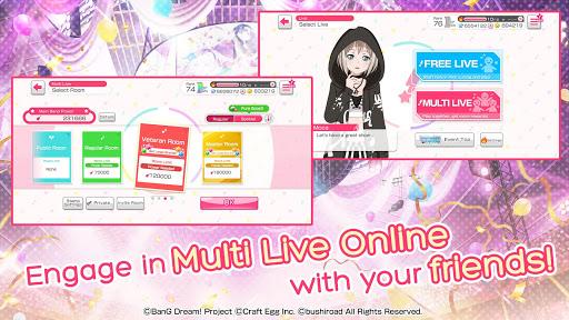 BanG Dream! Girls Band Party! 3.8.2 screenshots 5
