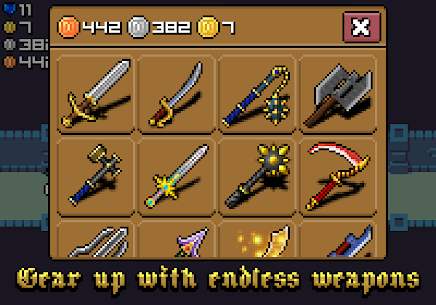 Endless Knight – Epic tiny idle clicker RPG 5