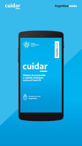 CUIDAR COVID-19 ARGENTINA 3.5.2 Screenshots 1