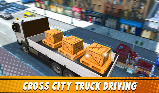 Euro Truck Simulator 2 : Cargo Truck Games 1.9 Screenshots 12