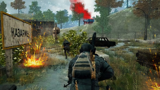 Encounter Strike:Real Commando Secret Mission 2020 1.1.9 screenshots 4