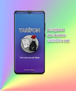 Download Tarifon - Yemek Tarifleri For PC Windows and Mac apk screenshot 1