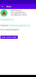 EBT Compass (Free, No Ads)