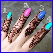 Finger Mehndi Designs 2020 (Offline)