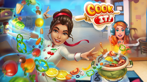Cook It! Cooking Games Madness & Krusty Cook-off 1.3.4 screenshots 8