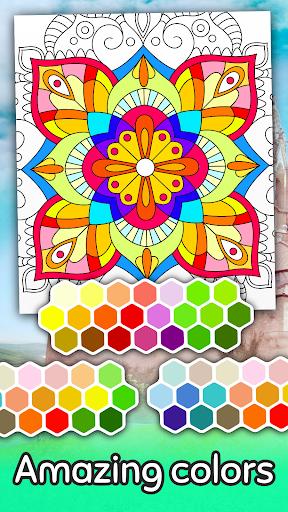 Mandala Coloring Pages 16.2.6 Screenshots 10