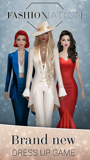 Fashion Nation: Style & Fame apkslow screenshots 1