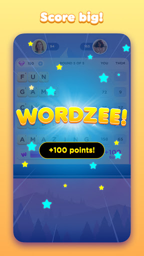 Wordzee! - Play word games with friends 1.152.4 Screenshots 3