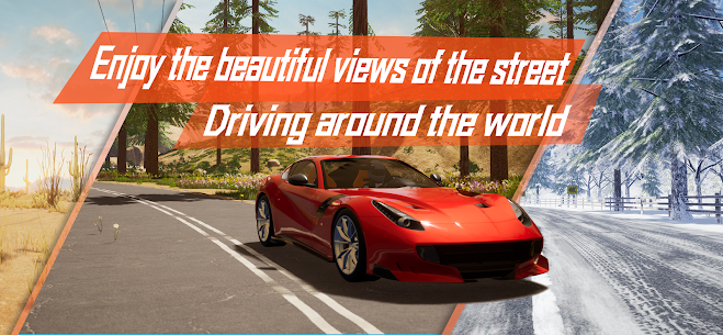 Real Driving 2: Ultimate Car Simulator Mod Apk 0.0.8 (Lots of Money) 8