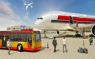 Fly Jet Flight Airplane Landing Simulator