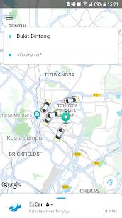 EzCab – Car & Taxi Ride Hailing App 2.63 APK + MOD Download 2