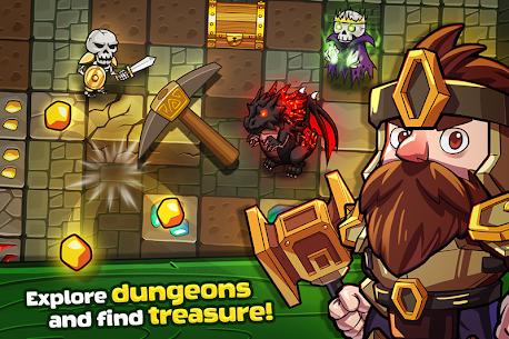 Mine Quest: Battle Dungeon RPG 1