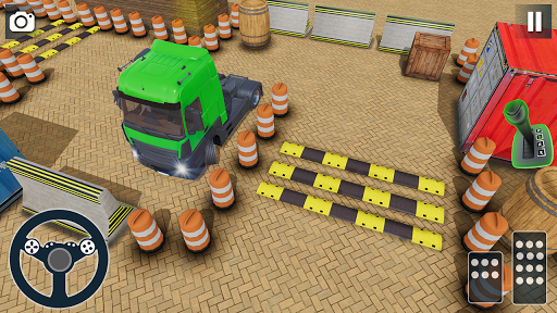 New Truck Parking 2020: Hard PvP Car Parking Games 1.6.6 screenshots 11
