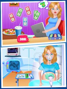 妊娠中のママ&ツインベビーシッターゲームのおすすめ画像2