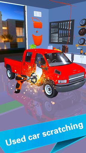 Used Cars Dealer - Repairing Simulator 3D 2.9 screenshots 10