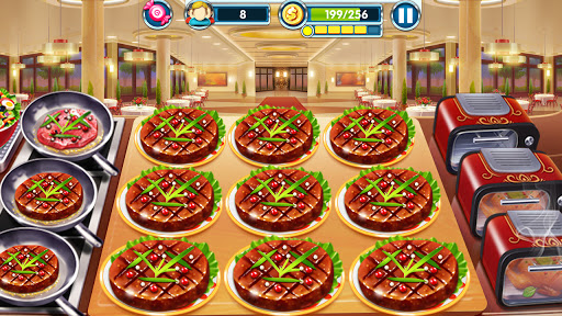 Cooking World - Craze Kitchen Free Cooking Games 2.3.5030 screenshots 3