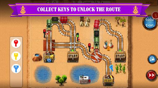 Rail Maze 2 : Train puzzler screenshots 5