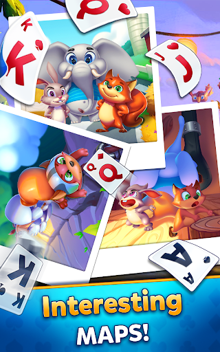 Solitaire Tripeaks Journey - 2022 Card Games  screenshots 5