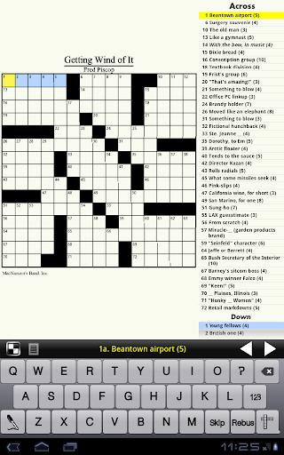 Crossword Light 2.4.5.1 screenshots 10